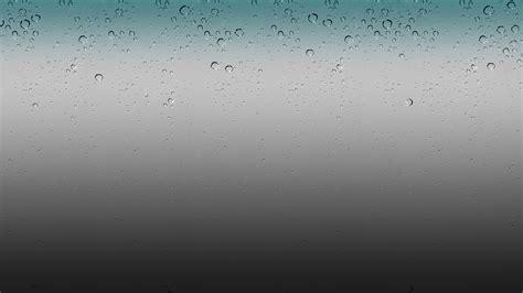 apple wallpaper raindrops ios rain drops wallpaper hd by airplane by 0burn0 on
