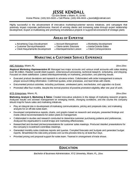 Advertising Representative Sle Resume by This Free Sle Was Provided By Aspirationsresume