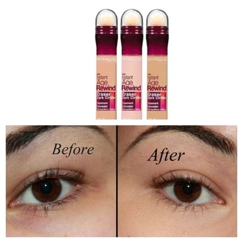 Maybelline Instant Age Rewind Eraser Circle Treatment พร อมส ง maybelline new york instant age rewind eraser
