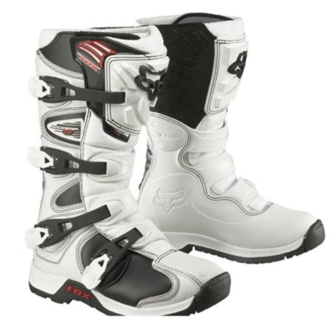 fox youth motocross boots fox racing comp 5 youth boots