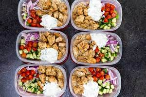 Easy Dinner Ideas For 3 Greek Chicken Bowls Meal Prep Easy Eazy Peazy Mealz