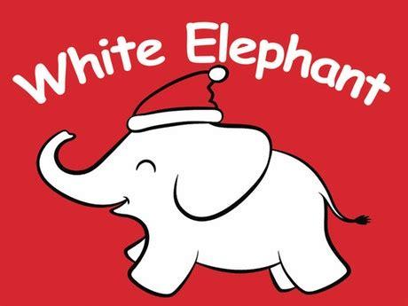 Kickstarter Gift Card - white elephant gift exchange card set by matt d ambra kickstarter