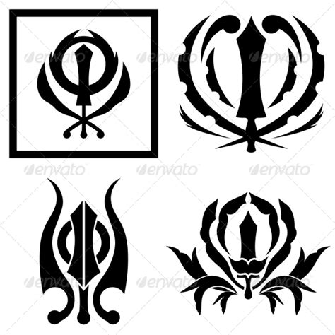 khalsa tattoo designs sikh tribal www pixshark images galleries