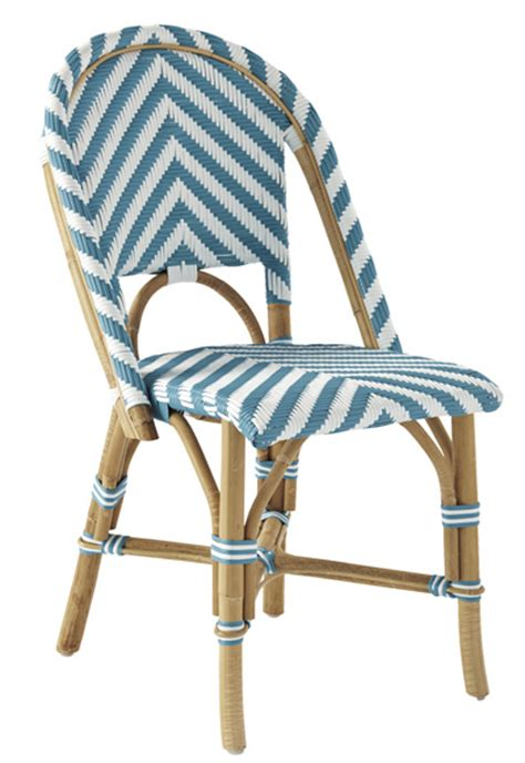 Turquoise Bistro Chair Remarkable Turquoise Bistro Chair With Chevron Riviera Side Chair Everything Turquoise