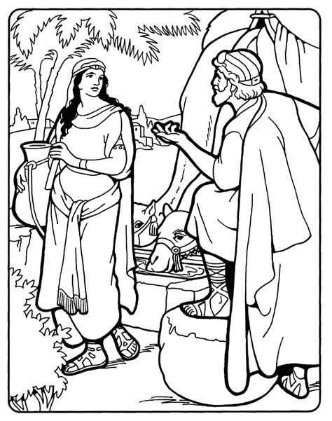 women of the bible coloring pages coloring pages
