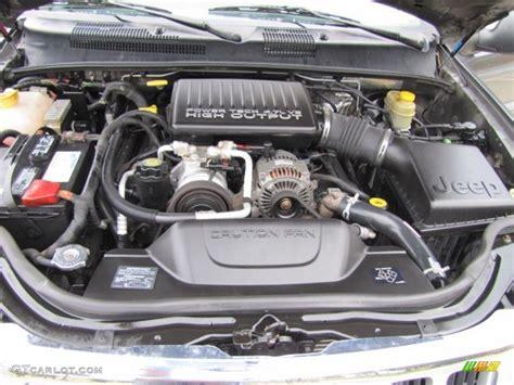 4 7 Liter Jeep Engine 2004 Jeep Grand Limited 4x4 4 7 Liter Sohc 16v V8