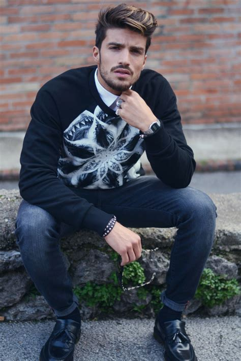 what does mariano di vaio use to fix his hair hot guys ϟ image 1253141 by korshun on favim com
