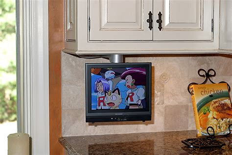 small tv for kitchen gallery