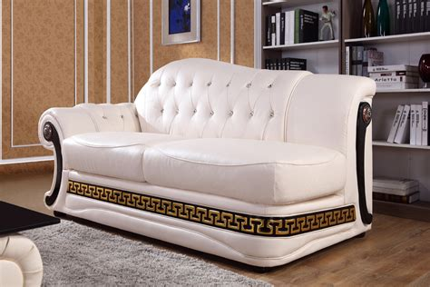 cream couch set vgyi sp t377 classic cream leather sofa set