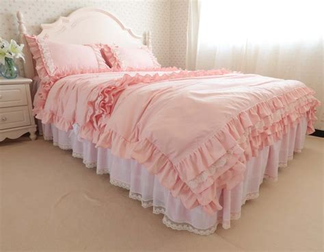 Ruffle Bedding by Shabby Chic Ruffled Bedding