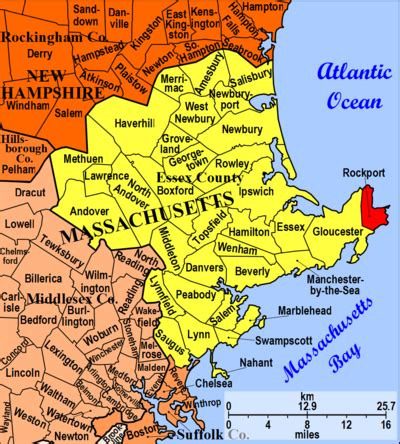 rockport map rockport essex county massachusetts genealogy genealogy