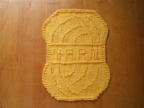 yarn dishcloth pattern yarn cloth free knit pattern by theresa l jones