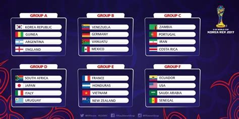 Calendrier U20 2015 How To Fifa U 20 World Cup 2017 With Vpn