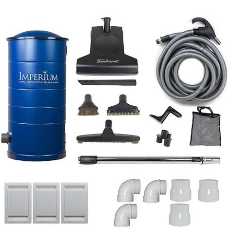 ceiling fan vacuum attachment imperium central vacuum with attachment kit cv260tk the