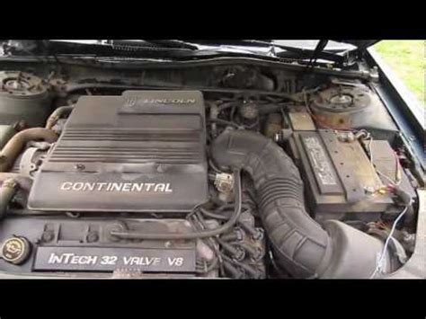automotive air conditioning repair 1996 lincoln continental head up display 1996 lincoln continental problems online manuals and repair information