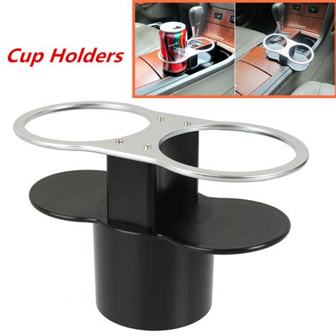 With Cup Holders by Car Seat Seam Wedge Drink Dual Cup Holders Travel Drink
