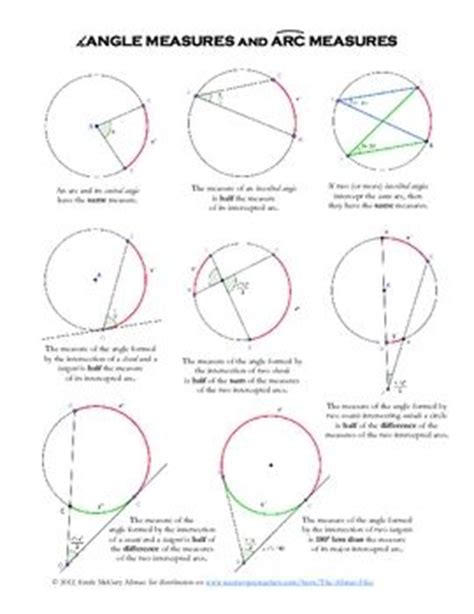 Segment Lengths In Circles Worksheet Answers by 28 Circle Properties Worksheet Geometry Worksheets