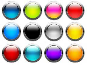 button color set of colorful buttons psd psd file free