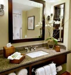 decorative ideas for bathrooms design to decorate your luxurious own spa bathroom at home