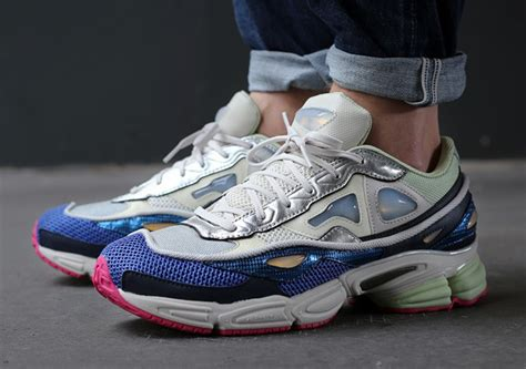 raf simons x adidas originals ozweego 2 sneakernews