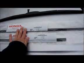 2009 honda civic wiper blade replacement review ebooks