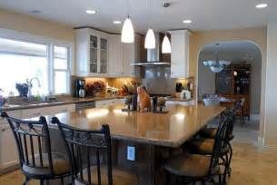 Kitchen island seating inspiration kitchen design and style custom