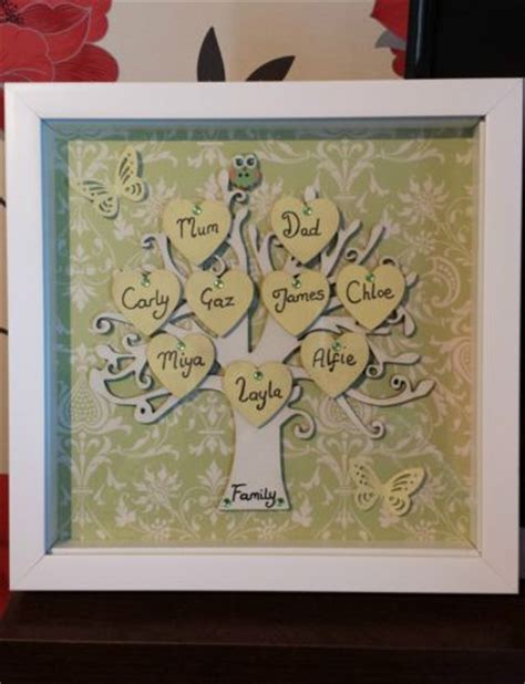 Handmade Family Tree Ideas - the world s catalog of ideas