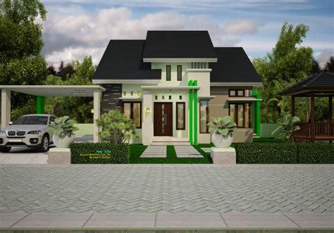 rumah type  ukuran    meter  kamar tidur jasa desain rumah