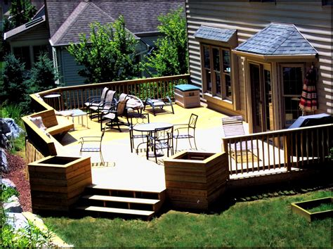 Backyard Deck by Lawn Garden Beautiful Outdoor Deck Lighting Ideas 11