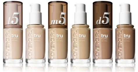 Foundation Covergirl covergirl trublend foundation just 1 05