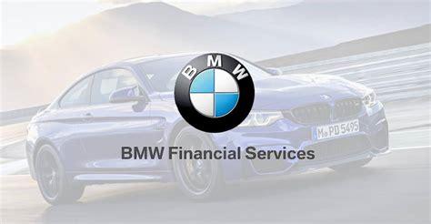 bmw financial services bmw financial services