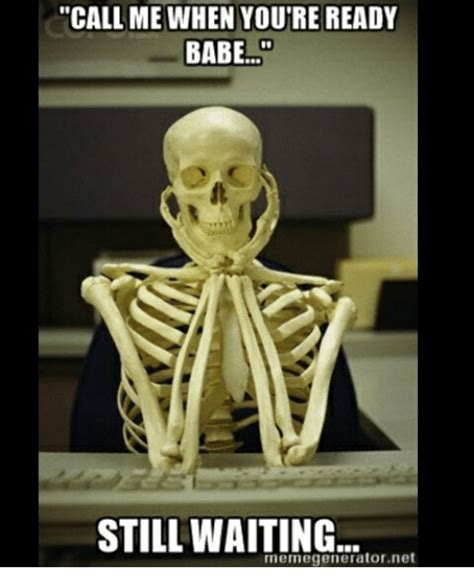 Still Waiting Meme - still waiting meme www pixshark com images galleries
