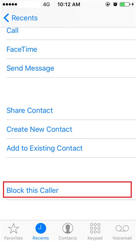 Find Blocked On Find Blocked Numbers On Iphone Leawo Tutorial Center