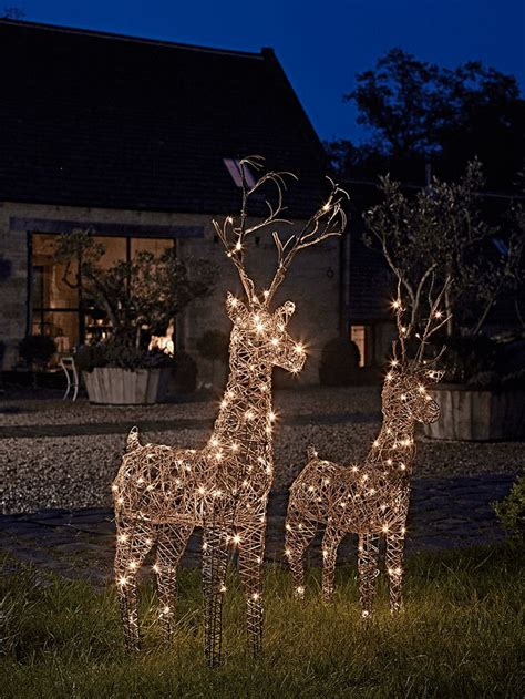liteup xmas trees and reindeer the 276 best images about decorations on trees trees and felt