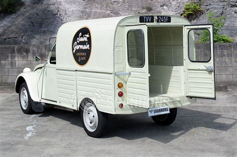 Sold: Citroen 2CV AK400 Van (LHD) Auctions   Lot 7   Shannons