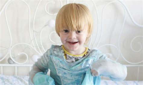 3 year old banned from school photo because of his haircut disneyland paris bans a 3 year old boy from princess for a