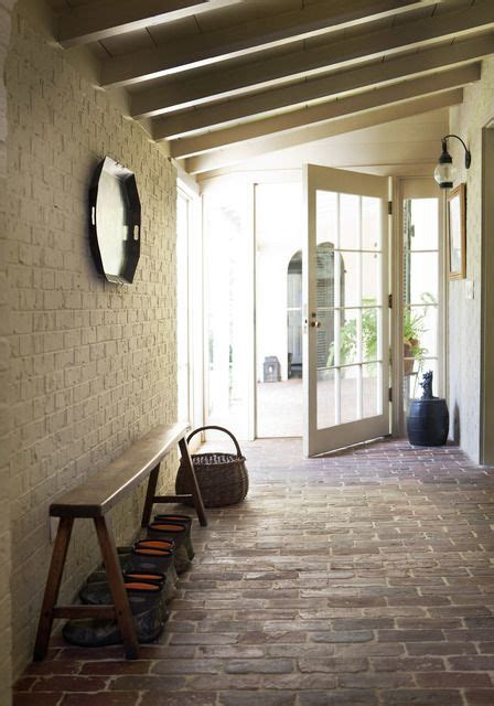entryway wall 30 trendy brick wall ideas for entryways digsdigs