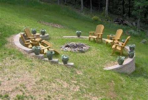 leveling a sloped backyard 1000 images about yard on pinterest gardens hillside landscaping and backyards