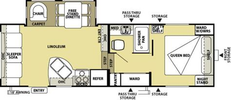 salem cers floor plans southaven rv
