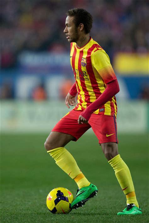 Sandal Club Bola Barcelona club atletico de madrid v fc barcelona la liga neymar january 11 and la liga