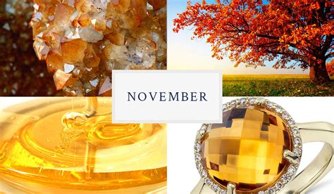 november birthstone november birthstone citrine