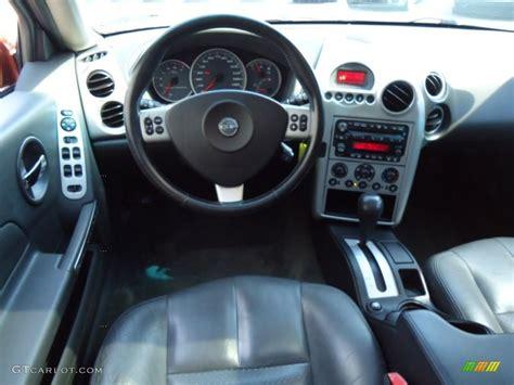 2004 Grand Prix Gt Interior by 2004 Pontiac Grand Prix Gtp Sedan Pewter Dashboard