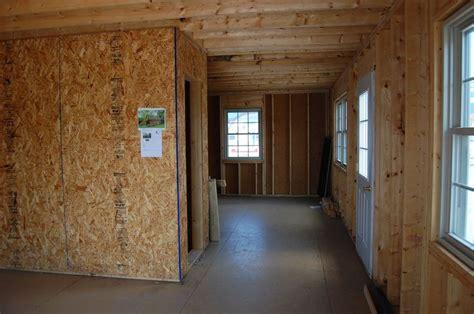 deluxe barn loft cabin deluxe side lofted barn cabin