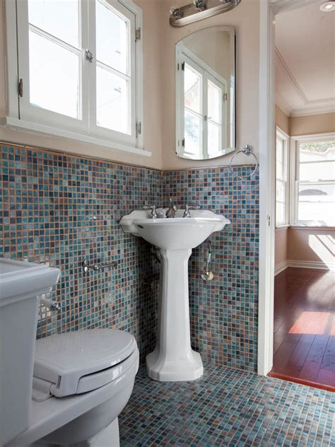 hgtv small bathroom makeovers 20 small bathroom before and afters hgtv