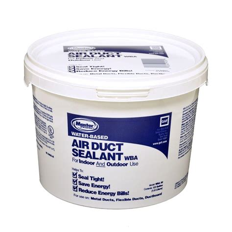 Lowes Kitchen Faucets Water Based Mastic Half Gallon Tub Wba50 The Home Depot