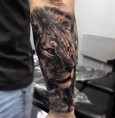 animal tattoo lower arm best 25 lion tattoo sleeves ideas on pinterest lion
