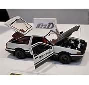 汽車模型迷喜訊:頭文字D AE86 D計劃版 : 香港第一車網 Car1hk
