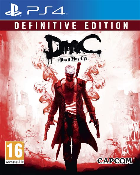 May Cry 4special Edition Ps4 dmc and may cry 4 special edition coming to ps4 and xbox one gamesnosh