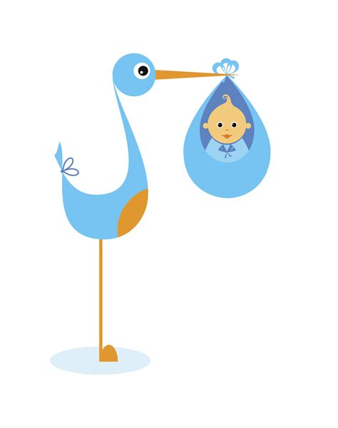 baby clip on baby stork images free download clip art free clip art