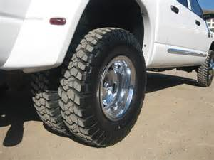 Dually Truck Wheels Tires Is Anyone Running 255 80 17 Tires On A Dually Page 7